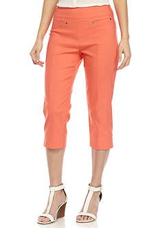 New Directions® Petite Millennium Pull-On Crop Pants