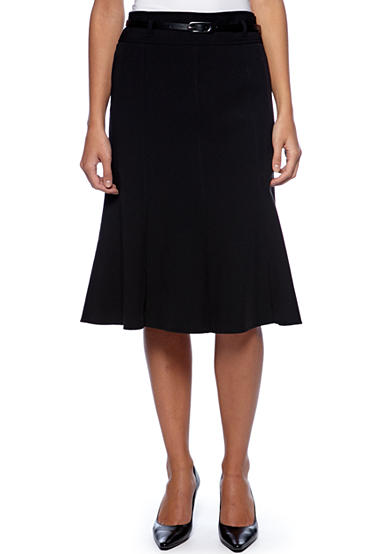 New Directions® Belted Skirt