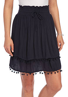 New Directions® Short Tiered Skirt