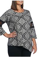 New Directions® Plus Size Crochet Sleeve