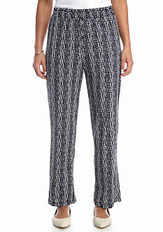 New Directions Petite Size Soft Pant