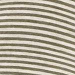 Sophie Max Women Sale: Green Multi Sophie Max Asymmetrical Striped Top