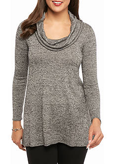 Sophie Max Cowl Neck Pullover Sweater