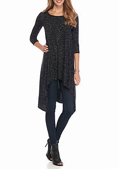 Sophie Max Spacedye Knit Tunic