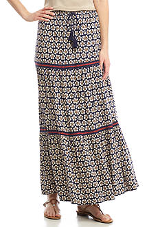 Sophie Max Maxi Tier Skirt