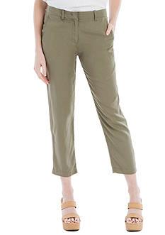 Sophie Max Twill Slim Pant