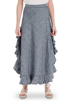 Sophie Max Side Zip Maxi Skirt