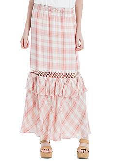 Sophie Max Ruffle Maxi Skirt