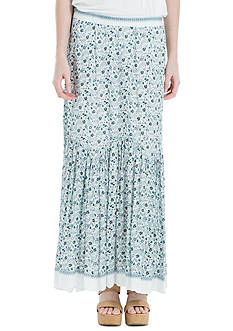 Sophie Max Printed Maxi Skirt