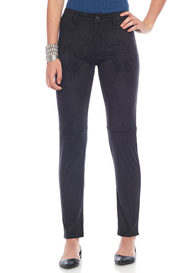 Rewash Faux Leather Jegging