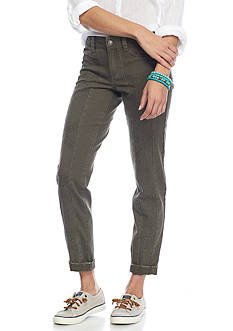Rewash Colored Embroidered Jeans