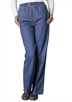 Kim Rogers Petite Pull-On Pant