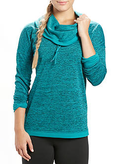 be inspired Cowl Neck Pullover