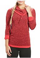 be inspired® Cowl Neck Pullover