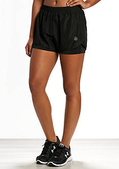be inspired Perforated Running Shorts