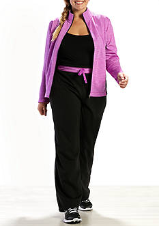 be inspired Plus Size Heather Side Panel Set