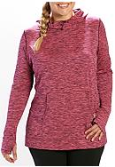 be inspired® Plus Size Long Sleeve Stretch