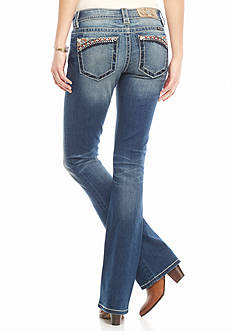 Miss Me Pocket Boot Jeans