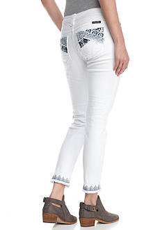 Miss Me Mid-Rise Ankle Skinny Jeans