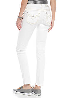 Miss Me Clean White Skinny Jean