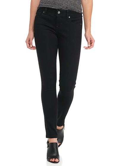 Miss Me Black Lace Skinny Jeans