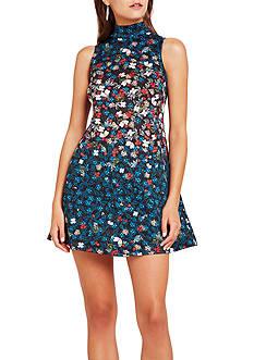 BCBGeneration A-line Turtleneck Dress