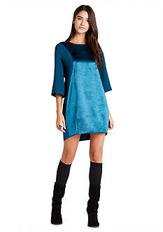 BCBGeneration Shaped Yoke Shift Dress