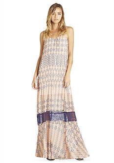 BCBGeneration Column Maxi Dress