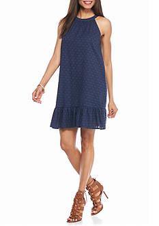 Splendid Dover Clip Dot Dress