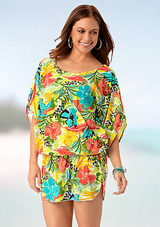 Anne Cole Signature® Island Time Caftan