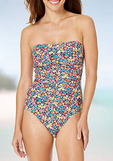 Anne Cole Signature® Budding Romance One Piece Swimsuit