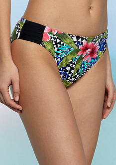 New Directions® Amazon Queen Hipster Swim Bottoms