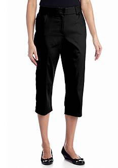 Kim Rogers® Cats Eye Solid Capri