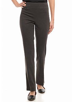 Kim Rogers Ponte Pant with Rivet