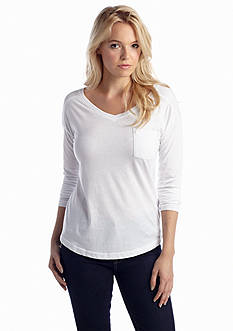 Threads 4 Thought Tennessee Long Sleeve V-Neckline Top