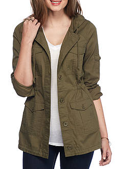 Jack by BB Dakota Pradera Twill Army Jacket