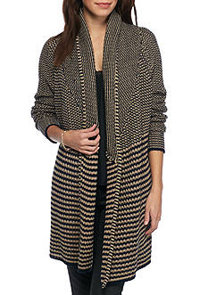 Jack by BB Dakota Virgil Stripe Stitch Cardigan