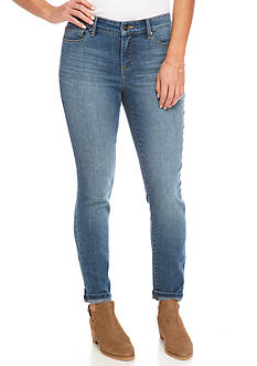 New Directions® Petite Size Skinny Promo Jeans