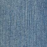 Gray Womens Jeans: New Medium Wash New Directions Weekend Slim Straight Leg Jean