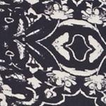 Juniors: Pants Sale: Black Ivory Tile Pink Rose Printed Legging