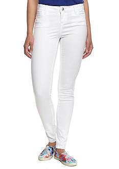 Celebrity Pink Mid Rise Color Skinny Jeans