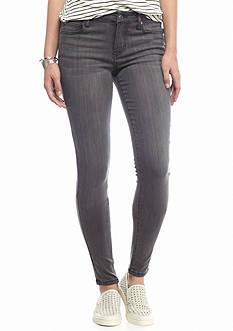 Celebrity Pink Grey Skinny Jeans