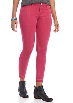 Celebrity Pink Fray Hemline Jeans