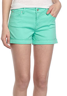 Celebrity Pink 5 Pocket Cuff Shorts