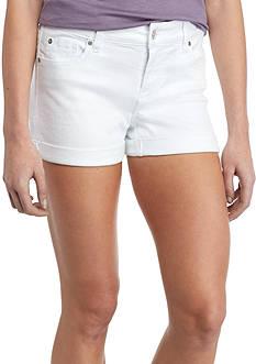 Celebrity Pink Clean Cuff Shorts