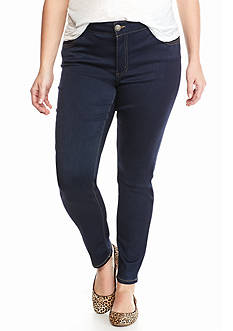 Celebrity Pink Plus Size Skinny Leg Stretch Jean