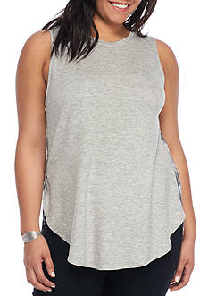 Celebrity Pink Plus Size Knit Tank Top