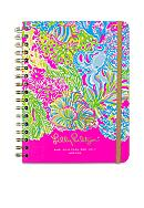 Lilly Pulitzer® Lovers Coral Large Agenda