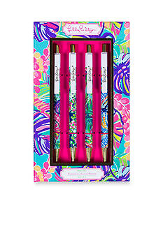 Lilly Pulitzer Assorted Pen Set