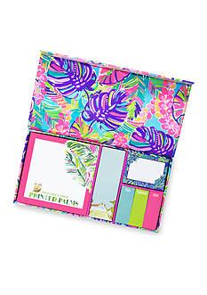Lilly Pulitzer Sticky Note Set